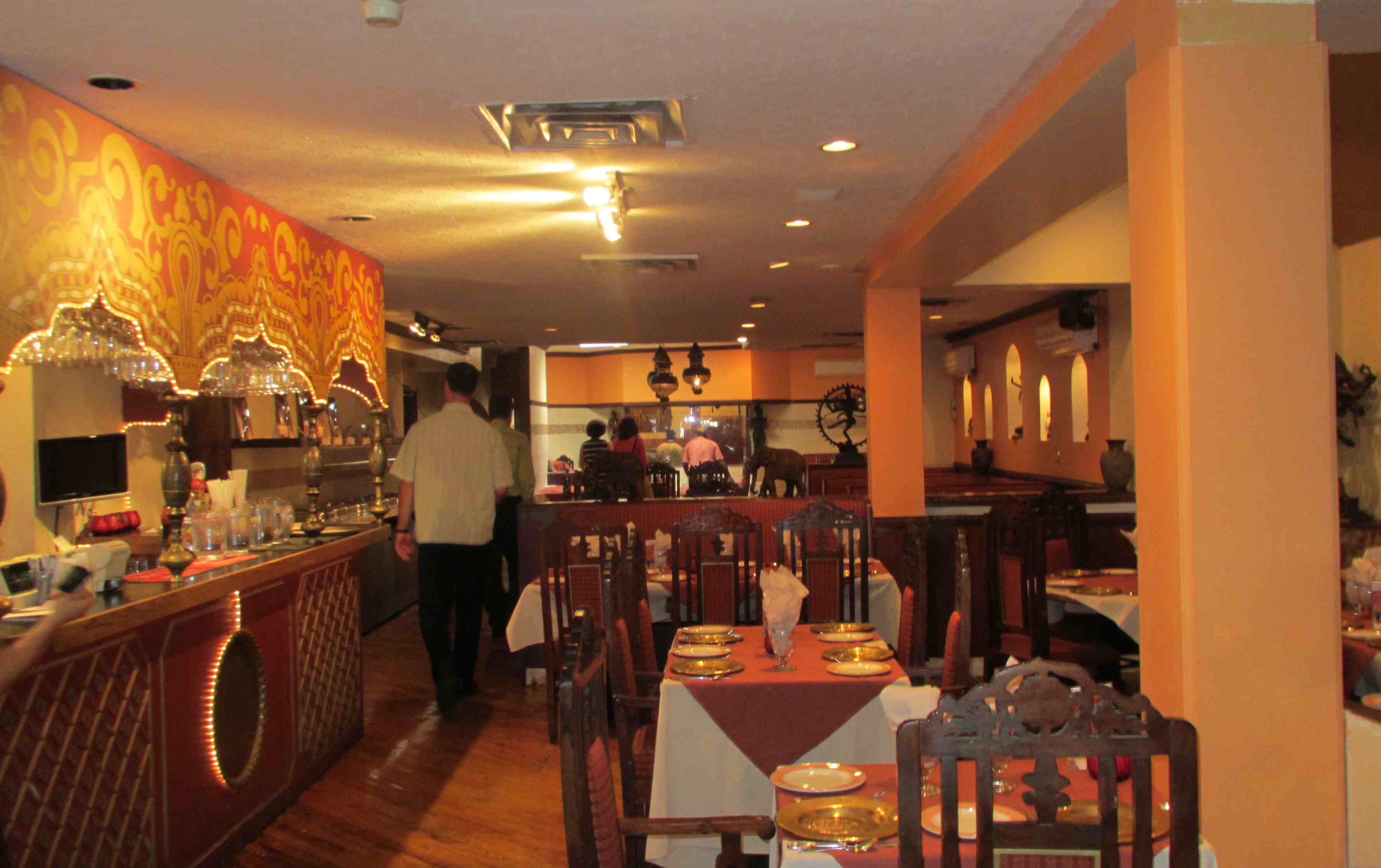 Review haveli restaurant sybaritica
