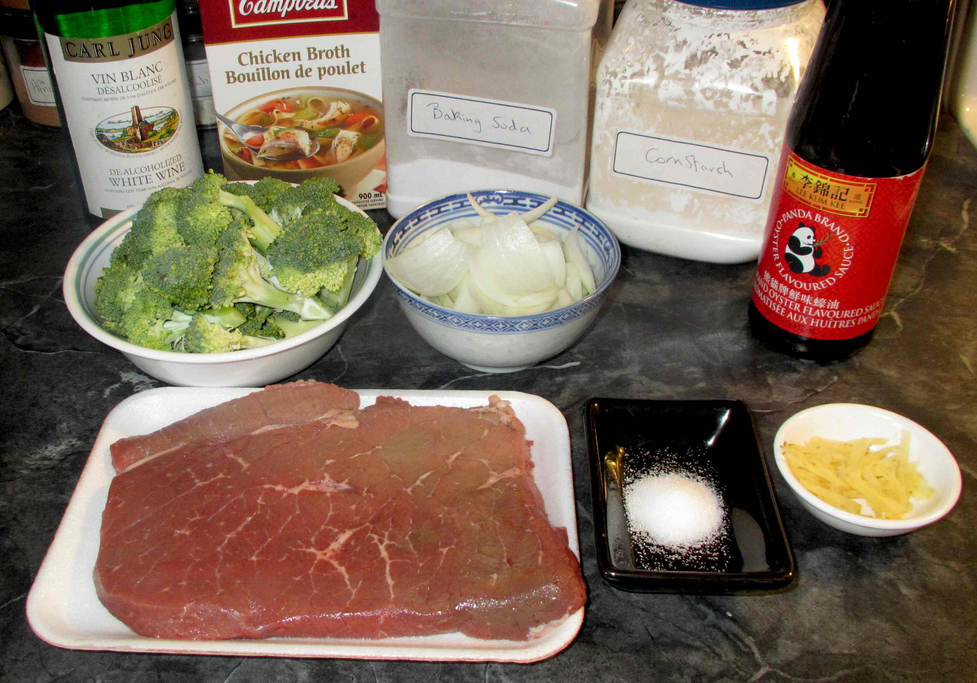 Beef and Broccoli with Oyster Sauce | Sybaritica