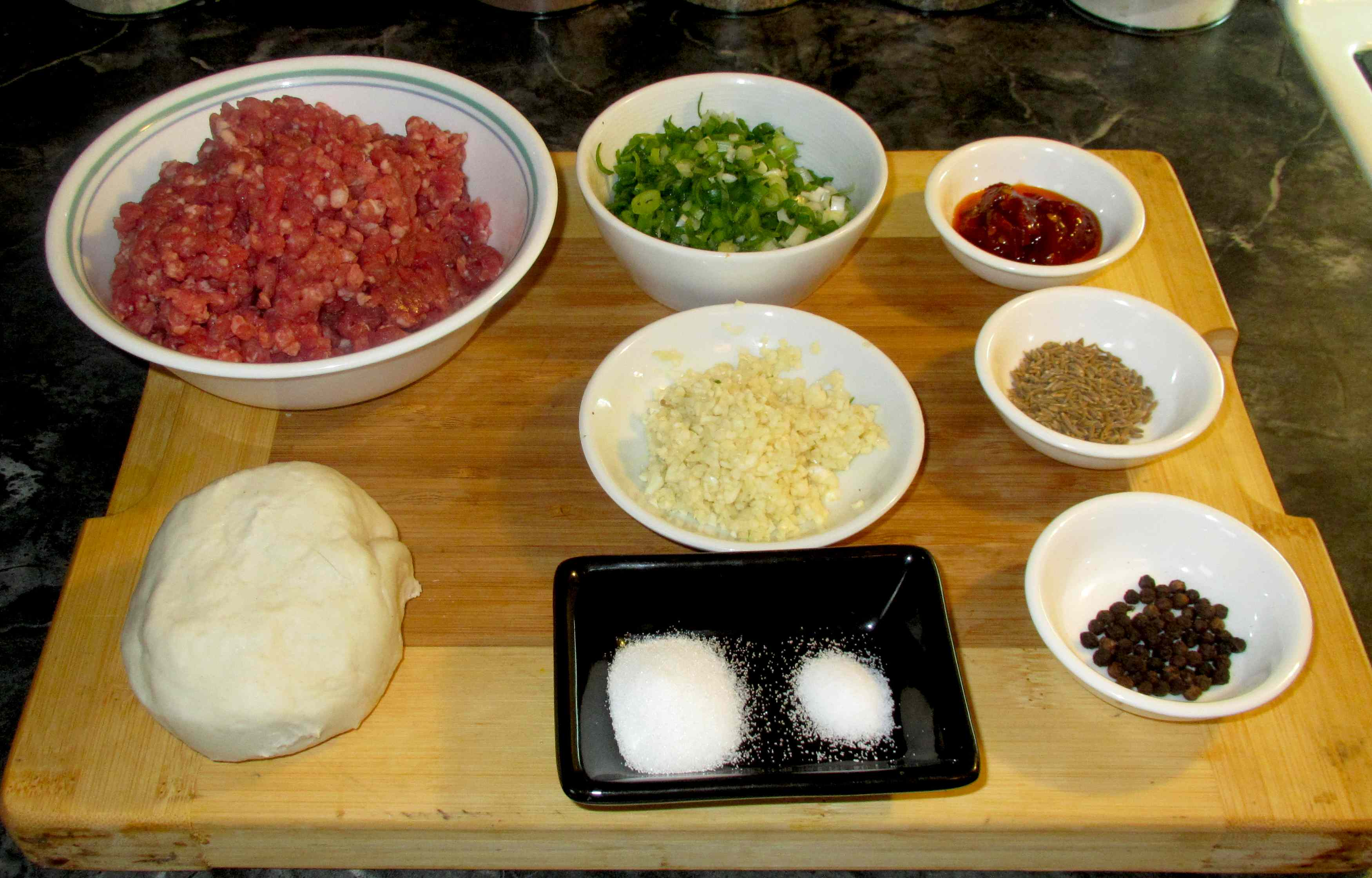 Xian market dumplings with lamb sybaritica 1 recipe forumfinder Image collections