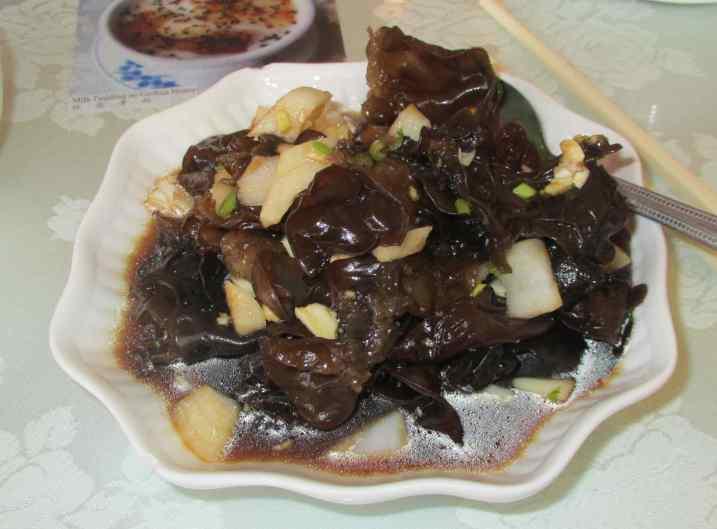 Black Fungus Salad Harmony