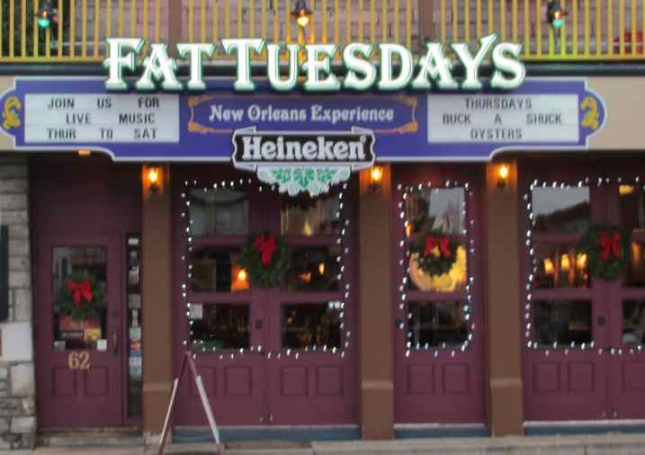 Fat Tuesdays 1