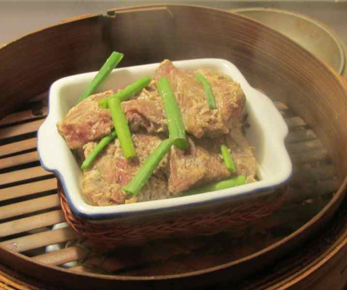 Pepper Steamed Beef Rib 6