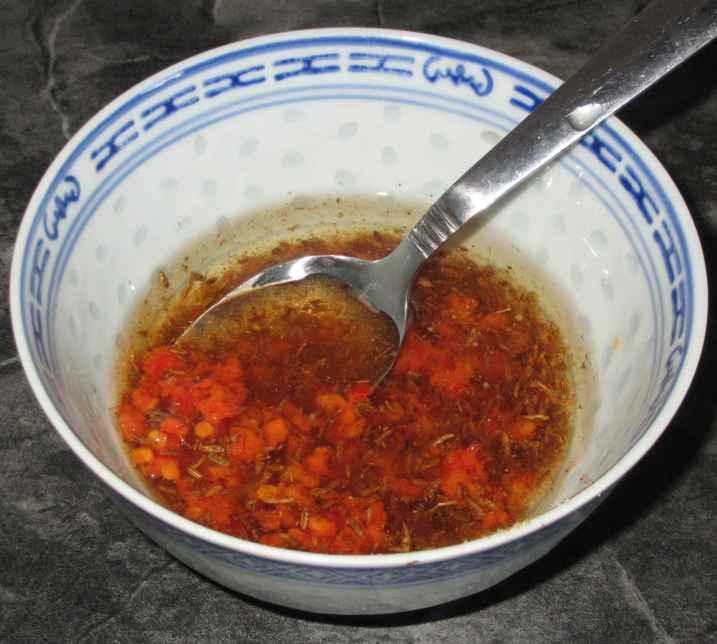 Chili Cumin Shrimp 5
