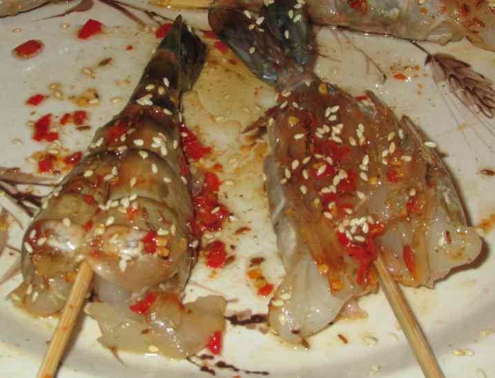 Chili Cumin Shrimp 6