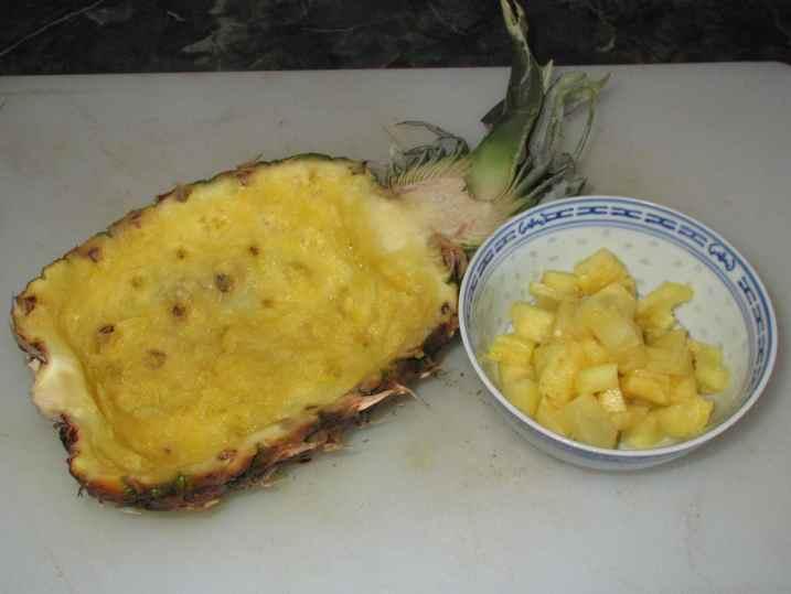Thai Pineapple Rice 2