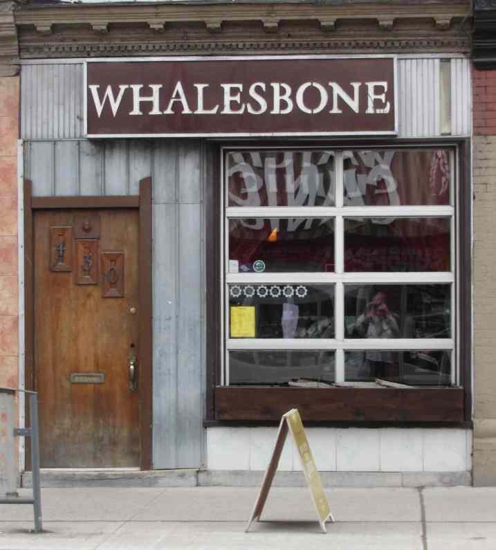 Whalesbone 1
