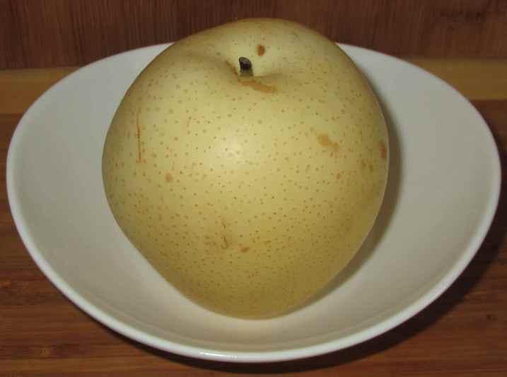 Asian Pear 1