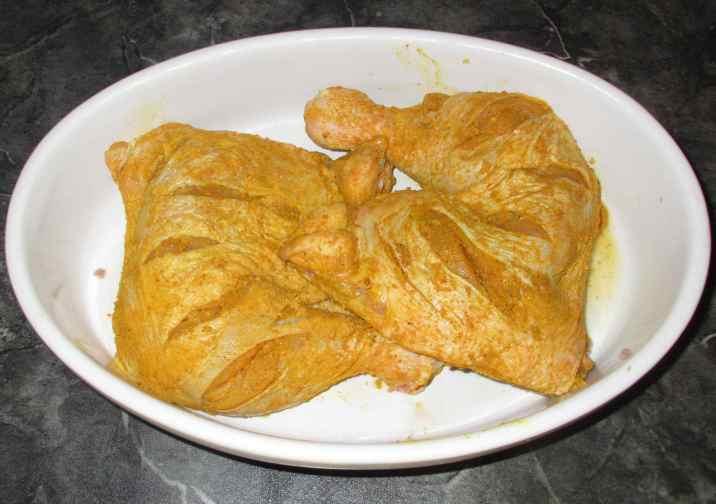 Cardamom Lemon Chicken 4