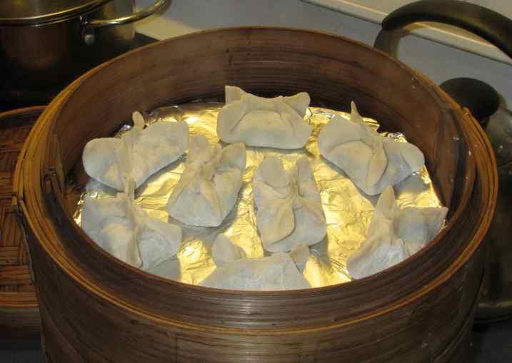 Ginger Lamb Dumplings 8
