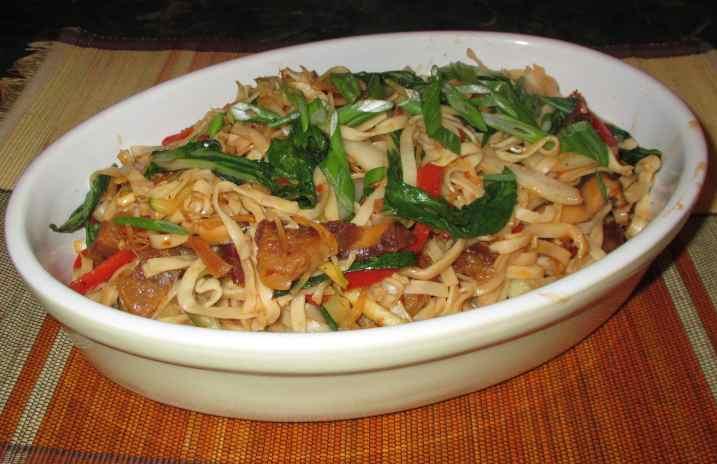 Kame Noodles 4