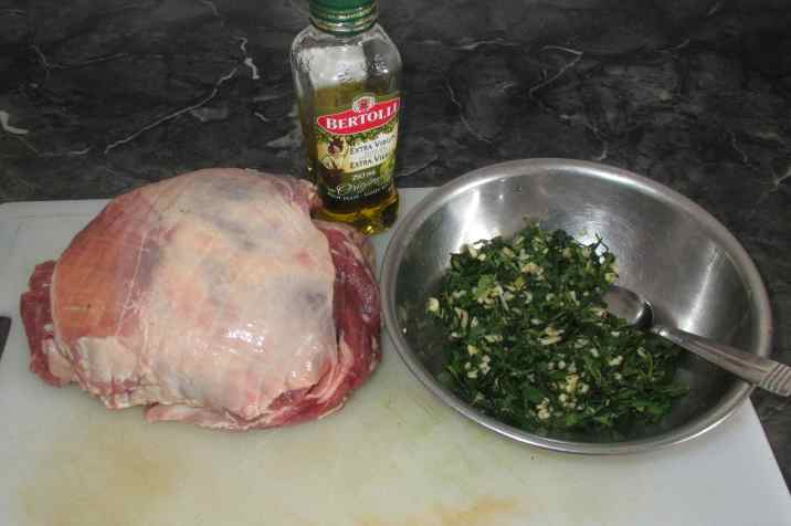 Lamb Gremolata 2
