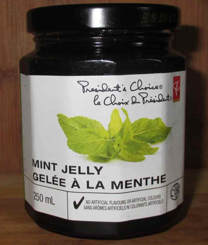 Mint Jelly 1