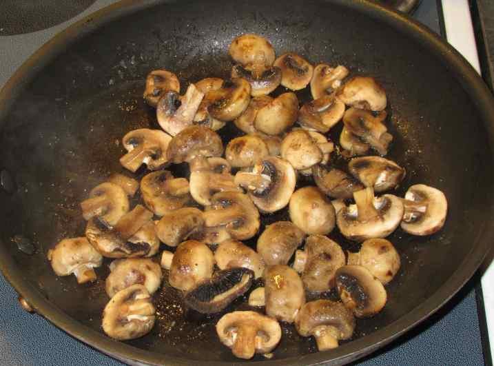 Sauteed Mushrooms 3
