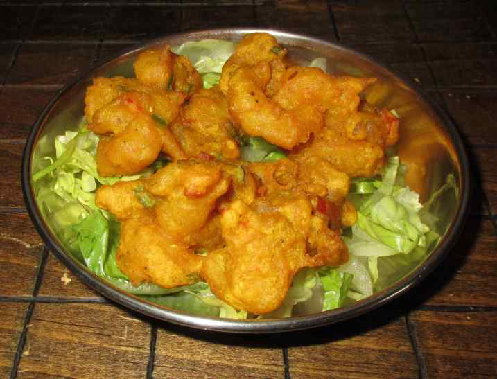 Shrimp Pakora 1