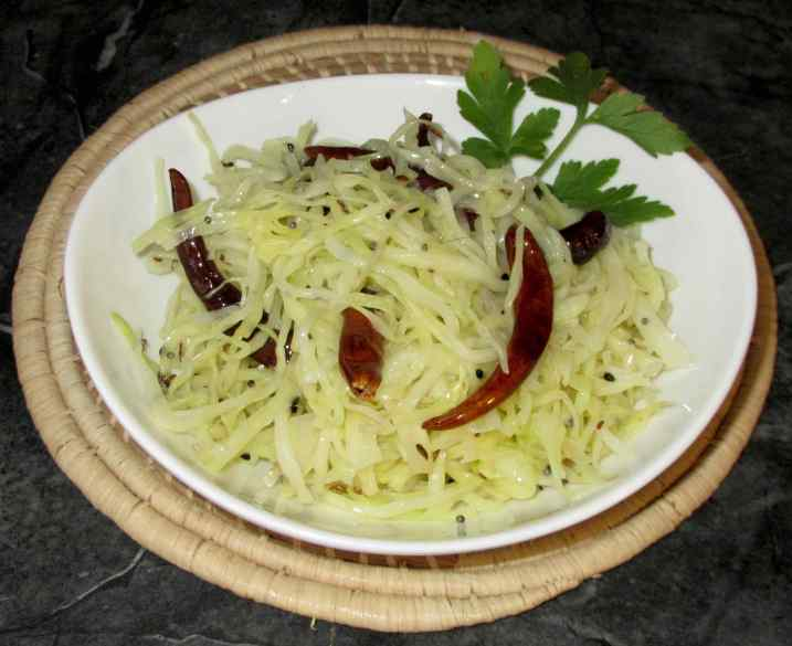 5 Spice Cabbage 1