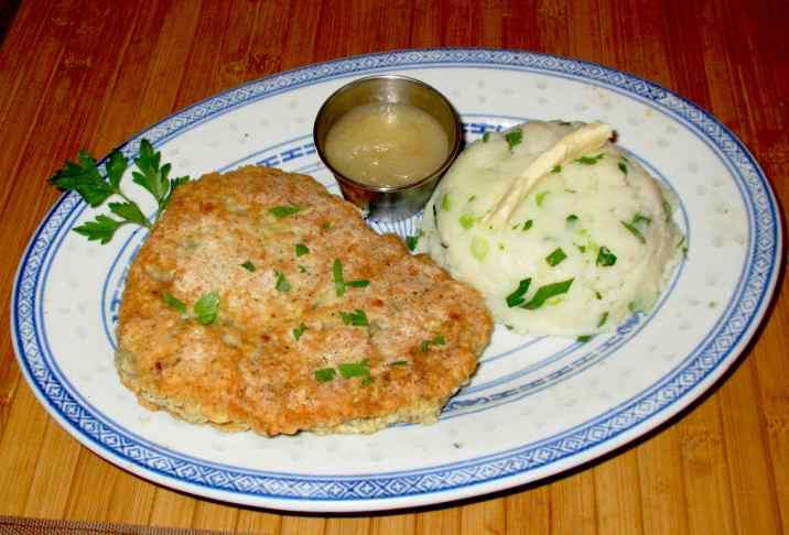 Chicken-fried Steak 1