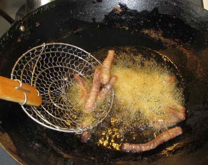 Mushroom Scallion Beef 3