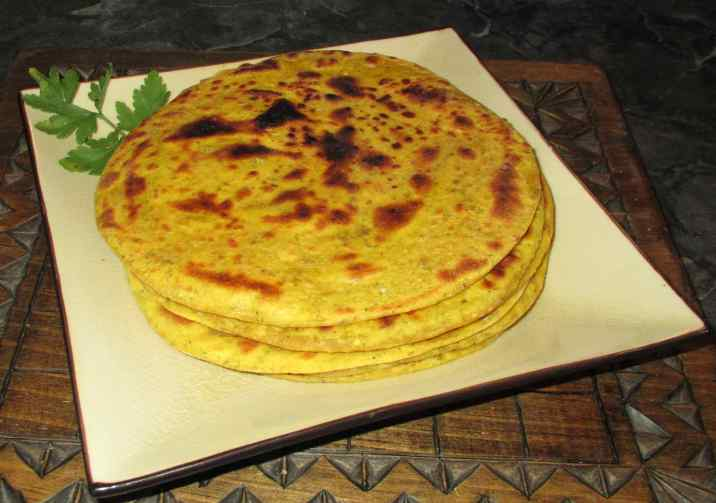 Rajasthani Roti 1