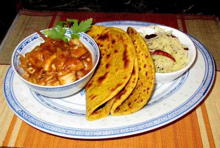 Rajasthani Roti 10