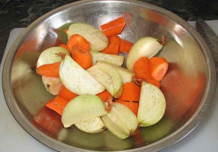 Roast Vegetable Stock 2