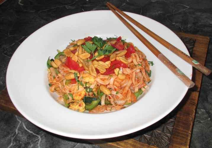Bangkok Noodles 1