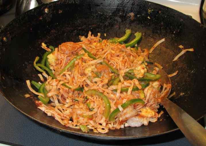 Bangkok Noodles 5