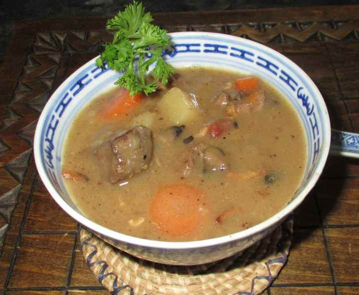 Caribou Stew 1
