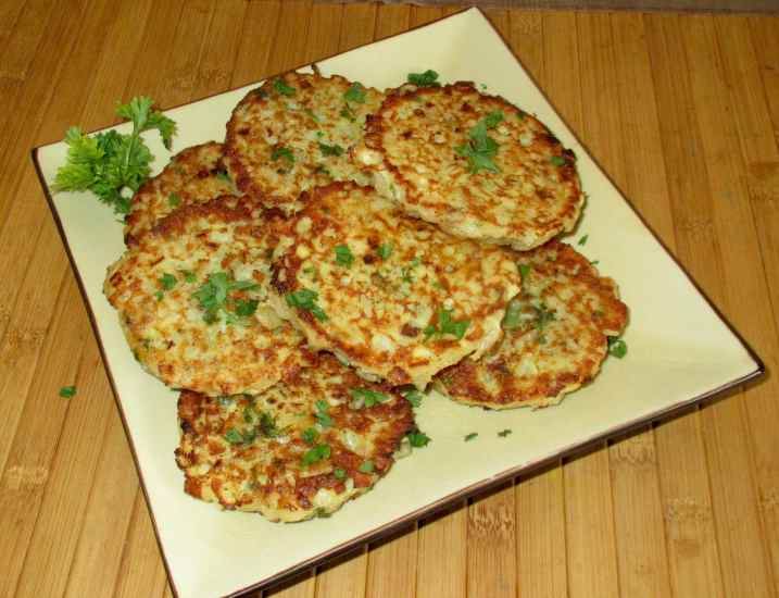 Potato Patties 1