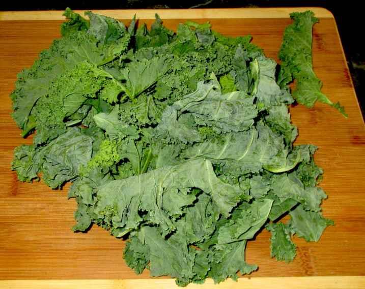 Sauteed Kale 2