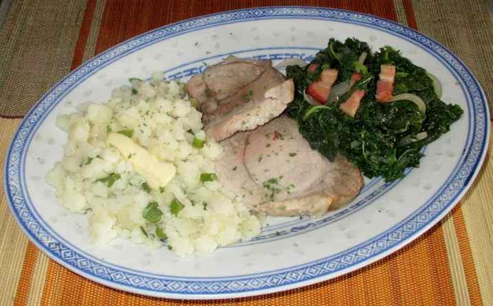 Sauteed Kale 7