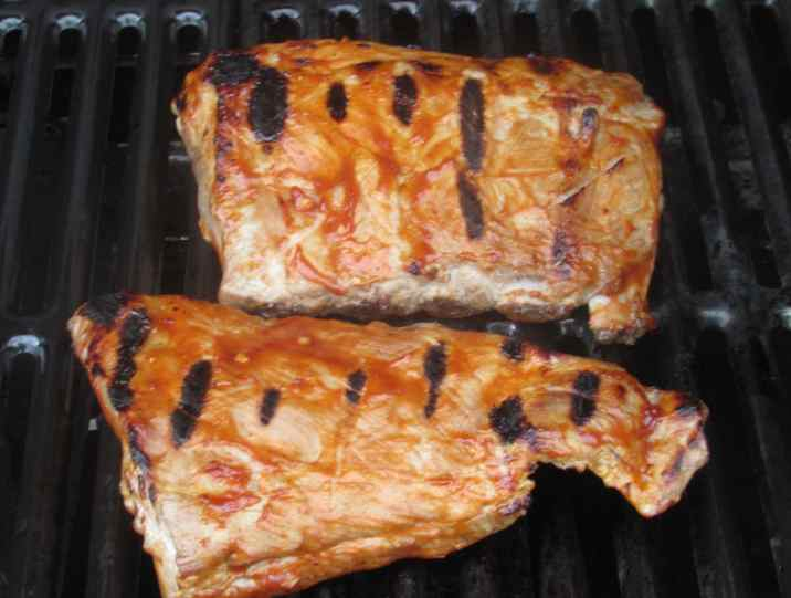 Barbecued Firepot Ribs 6