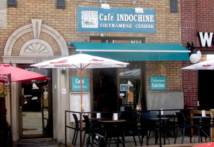Cafe Indochine 1