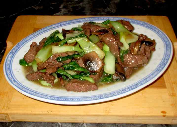 Shanghai Beef 1