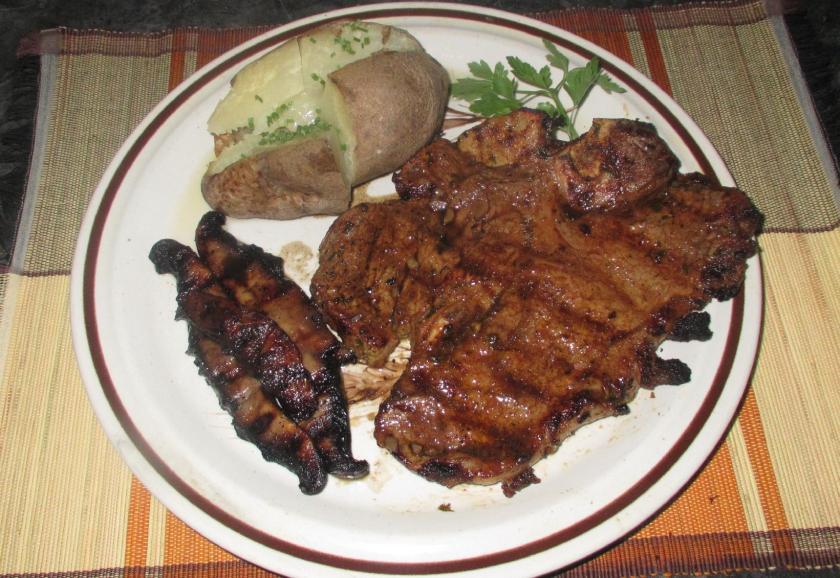 Chimichurri Steak 01