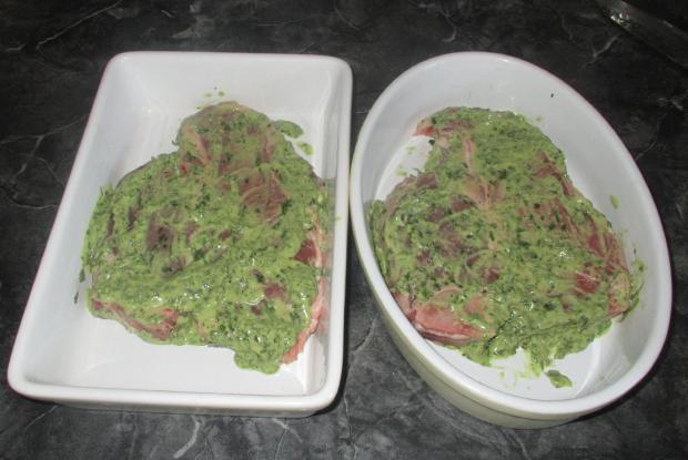 Chimichurri Steak 05