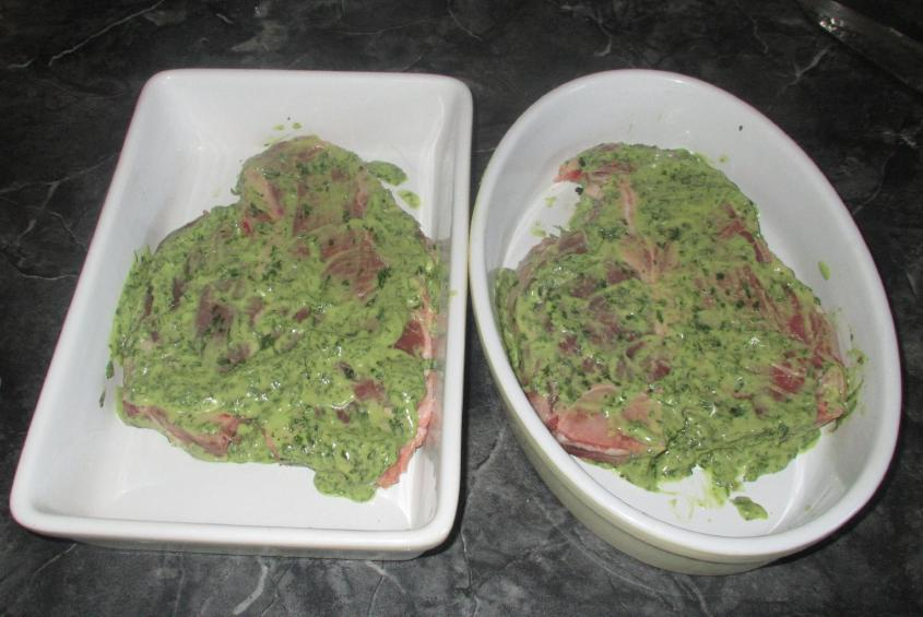 Chimichurri Steak 05