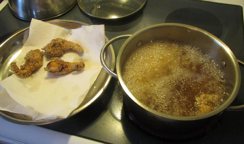 Deep-Fried Clam Appetizer 06