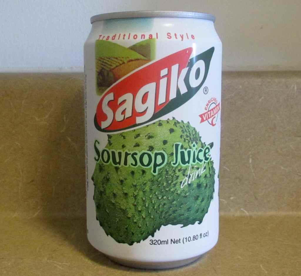 Nosh - Soursop Juice 1