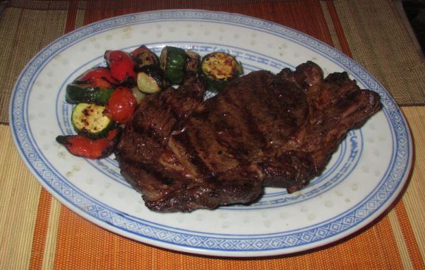 Steak Spice Project 3
