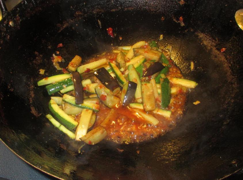 Yu xiang eggplant 06