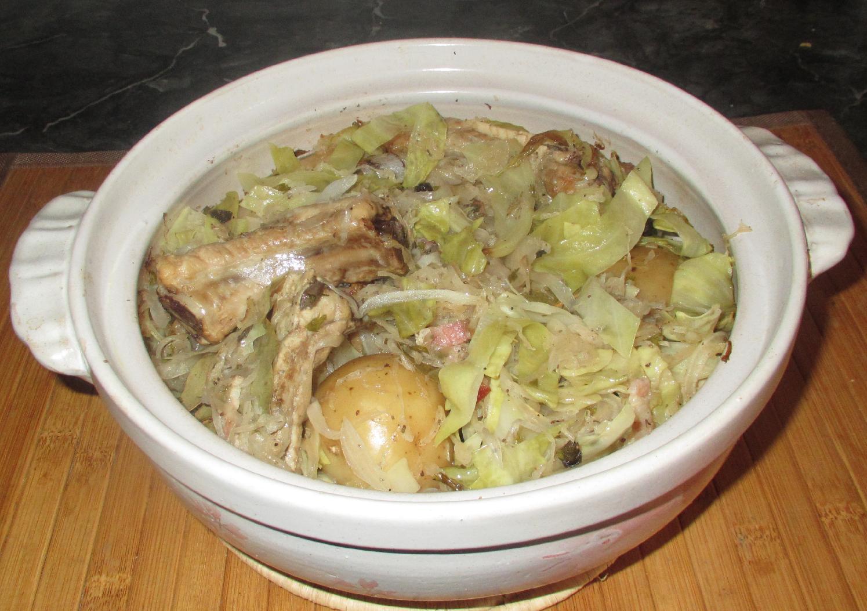 Alsatian hotpot sybaritica for Alsatian cuisine