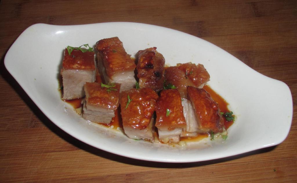 Crackling Pork II 01