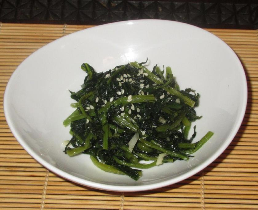 Daikon Namul 01