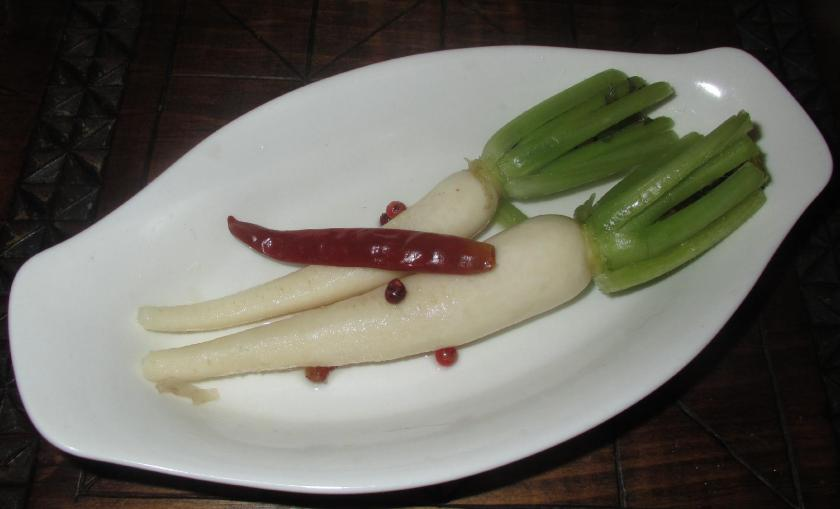 Daikon Pickle 01