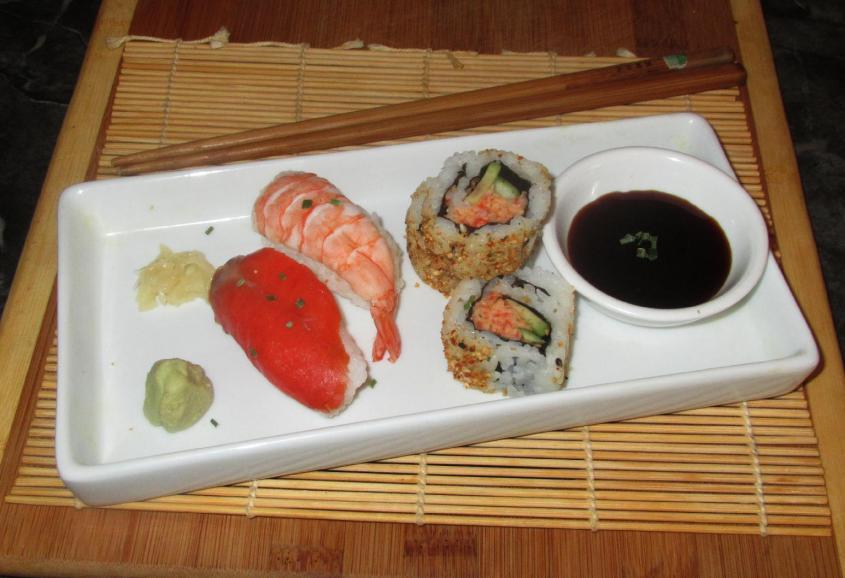 Iqaluit Sushi 1