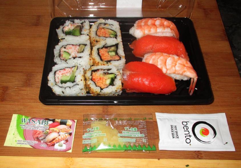 Iqaluit Sushi 2