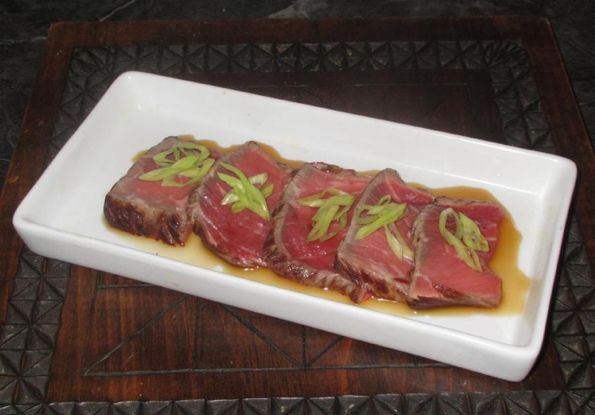 Beef Tataki 01