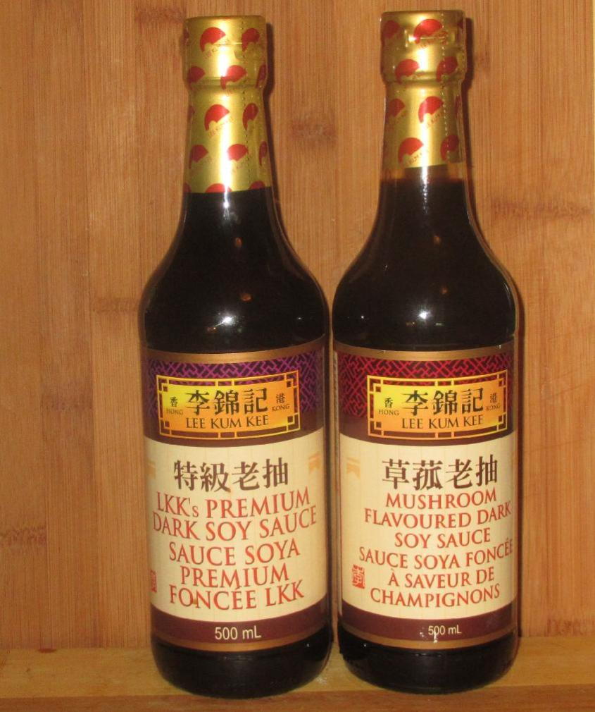 LKK Soy Sauce Dark 1