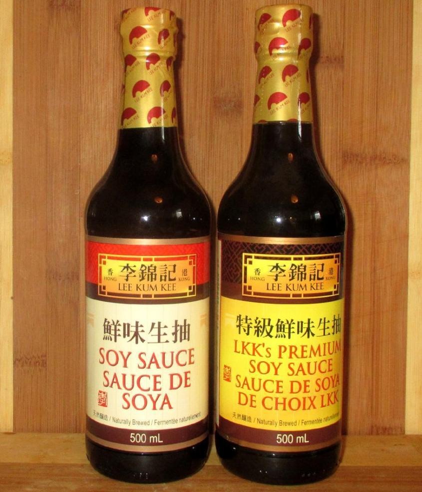 LKK Soy Sauce Light 1