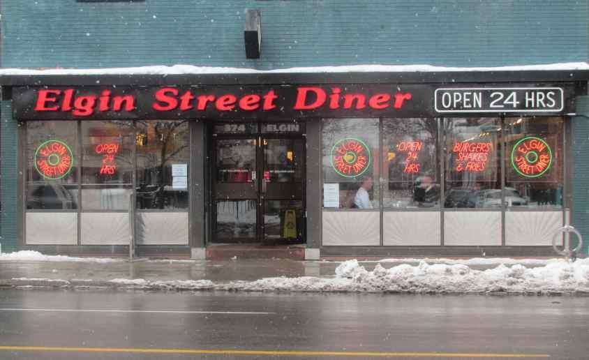 Elgin St Diner 1
